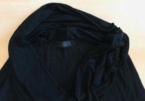 La Haine inside us Długi sweter bez rękawów czarny