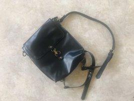 Brandy & Melville Mini sac noir-argenté