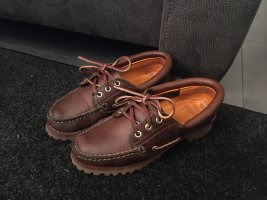 Timberland Moccasins brown leather