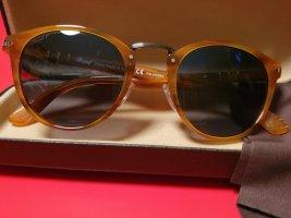 Braune Brille von Persol