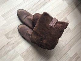 Braune Buffalo Stiefel, Größe 39!
