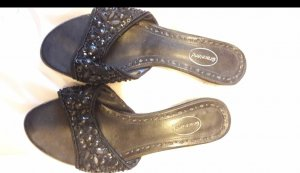 Graceland Clog Sandals brown