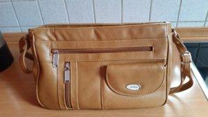 Braune damen Handtasche