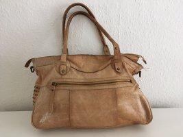 Cox Handbag cognac-coloured