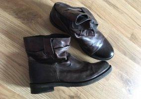 Buffalo Botines Chelsea marrón oscuro-marrón-negro
