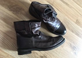 Buffalo Chelsea Boots dark brown-black brown