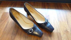 Braune Lederpumps von Lloyd - kaum getragen