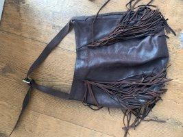 Zara Sac Baril brun