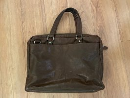 Marc O'Polo Briefcase brown-black brown
