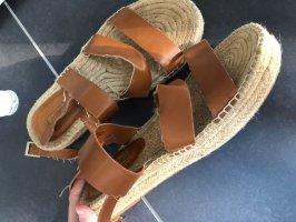 Forever 21 Sandalias romanas marrón