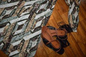 Braune Sandaletten 38 H&M