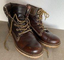 Tamaris Aanrijg laarzen veelkleurig Leer