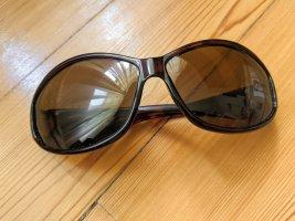 Braune Sonnenbrille von Polaroid