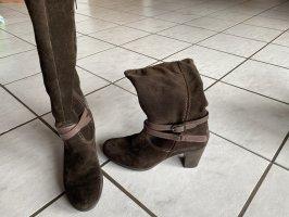 Braune Stiefel Tamaris
