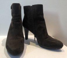5th Avenue Stivaletto con zip marrone-nero