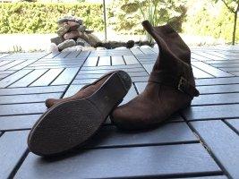 Braune Stiefeletten von Apepazza 36