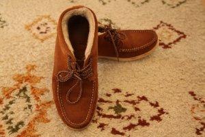 Braune Winter-sneaker von Pointers