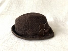 Calvin Klein Woolen Hat brown-black brown