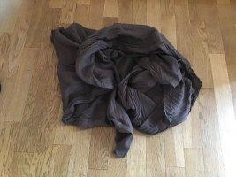 H&M Schoudersjaal grijs-bruin