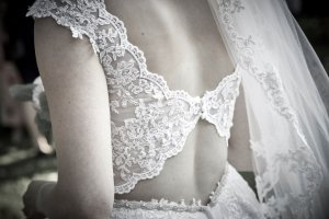 Sweetheart Robe de mariée blanc