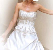 Brautkleid Größe 38 von Maggie Sottero, Farbe ivory