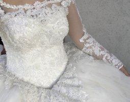 Brautkleid Hochzeitskleid Cinderella Gelinlik