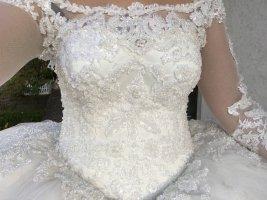 cinderella Bruidsjurk wit