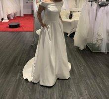 Brautkleid NEU mit Etiketten &Rechnung von Modehaus Havekost