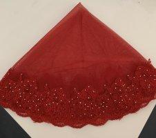 Veil red-dark red