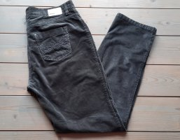 Brax feel Good Pantalón de cinco bolsillos verde grisáceo Algodón