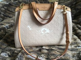 Louis Vuitton Crossbody bag dusky pink-beige leather