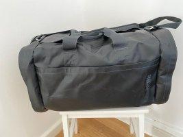 Bree Travel Bag silver-colored
