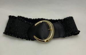 Cinturón pélvico negro Licra