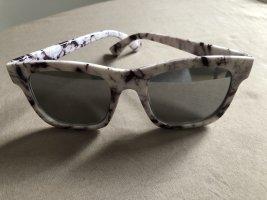 Kwadratowe okulary przeciwsłoneczne Wielokolorowy