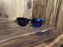 Brille schwarz