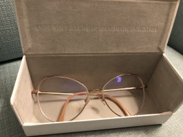 Andy Wolf Eyewear Lunettes or rose