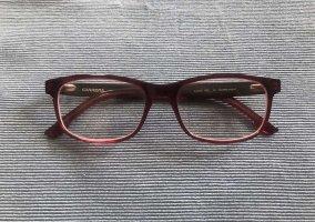 Carrera Occhiale nero-rosso scuro