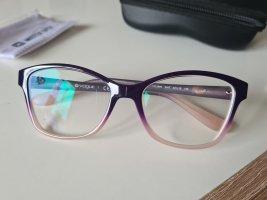 Vogue Retro Glasses pink-dark violet