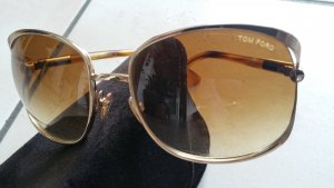 Tom Ford Glasses gold-colored
