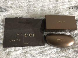 Gucci Gafas marrón-color bronce poliamida
