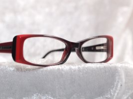 Byblos Glasses carmine-black