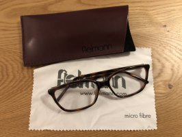 Fielmann Glasses dark brown