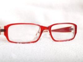 """Brillenfassung """"rot"""""""