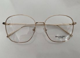 Michalsky Glasses gold-colored