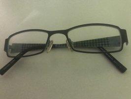 Gafas negro-verde metal