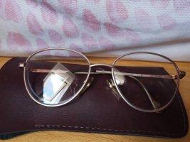 NiGuRa SUNDREAM Gafas Retro color rosa dorado-color oro