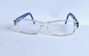 Bril blauw