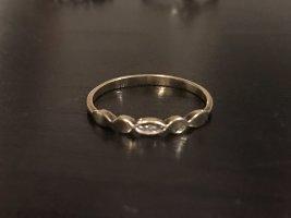 Brillianten Ring in Gelbgold