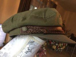 Sombrero de terciopelo multicolor