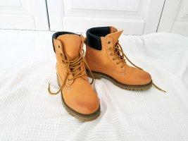 Bronx schwarz beige braun orange sneaker 38 stiefel stiefelette chelsea boots